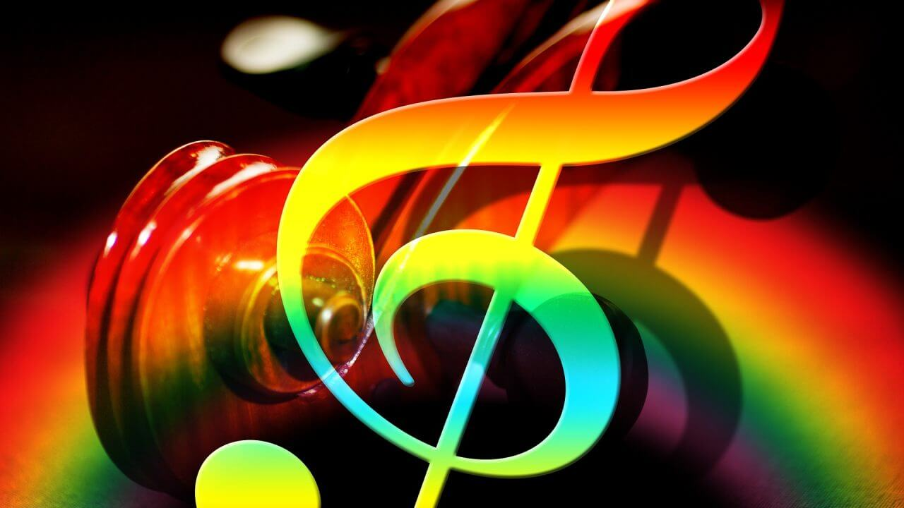 音楽が学べるアニメ